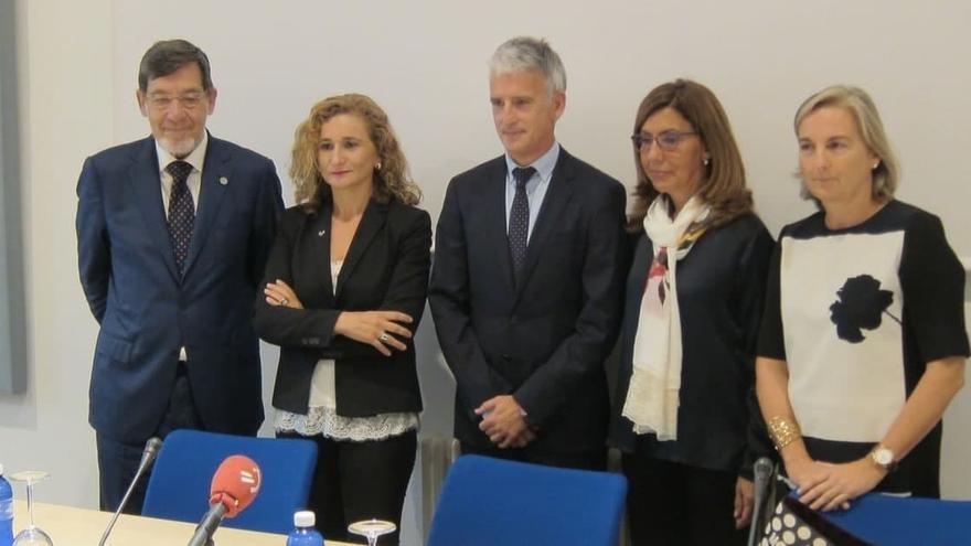 El Poder Judicial pone fin a casi nueve meses de interinidad y designa a Iñaki Subijana como nuevo presidente del Superior vasco