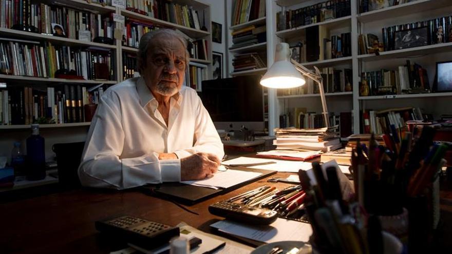 """Juan Marsé: """"Eduardo Mendoza se merecía este premio desde hace tiempo"""""""