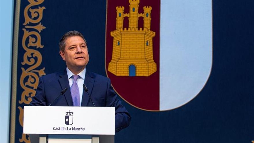 García-Page será recibido este jueves en audiencia por el rey Felipe VI