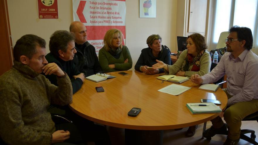IU pedirá en el Parlamento más recursos para los centros de menores