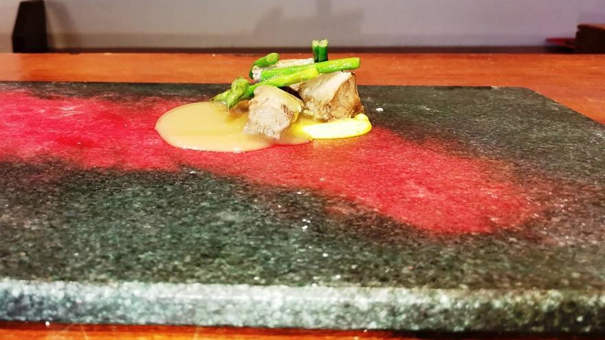 Aarón Ortiz gana el II concurso de gastronomía 'Cuenca Abstracta'