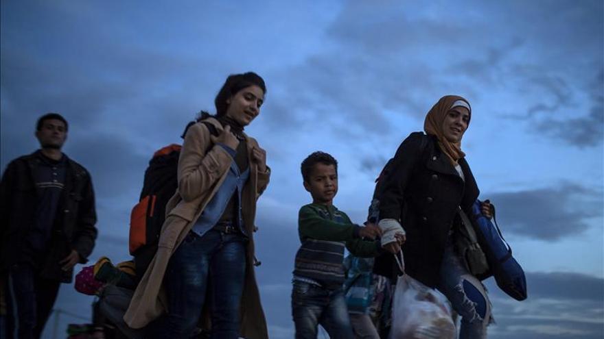 Canadá empezará a recibir esta semana a los primeros 10.000 refugiados sirios