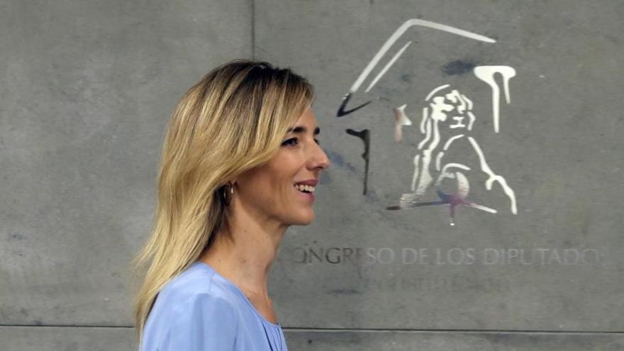 Álvarez de Toledo lleva al Parlamento un bulo sobre empresas de paquetería