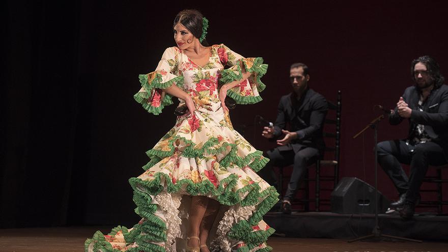 Águeda Saavedra en el Gran Teatro   TONI BLANCO
