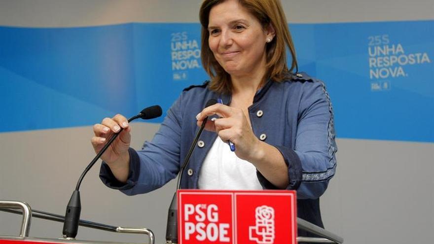 """Cancela (PSdG) pide """"empezar"""" por """"respetar al secretario general"""""""
