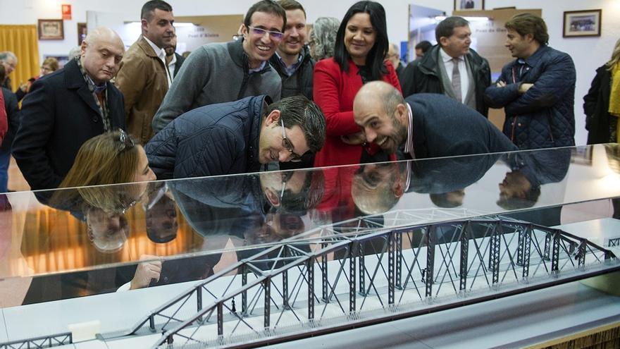 Jorge Rodríguez ha inaugurat l'exposició