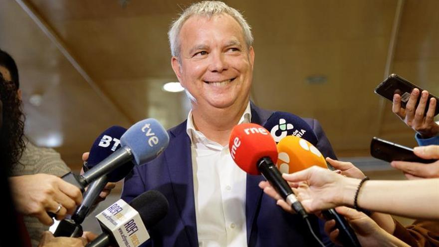 Chano Franquis, miembro de la comisión negociadora y diputado electo del PSOE.