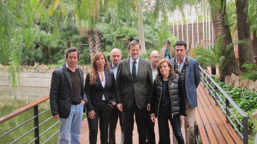 La cúpula del PP desembarca hoy en Cataluña casi veinte días después del 9N para empezar a explicar mejor su posición