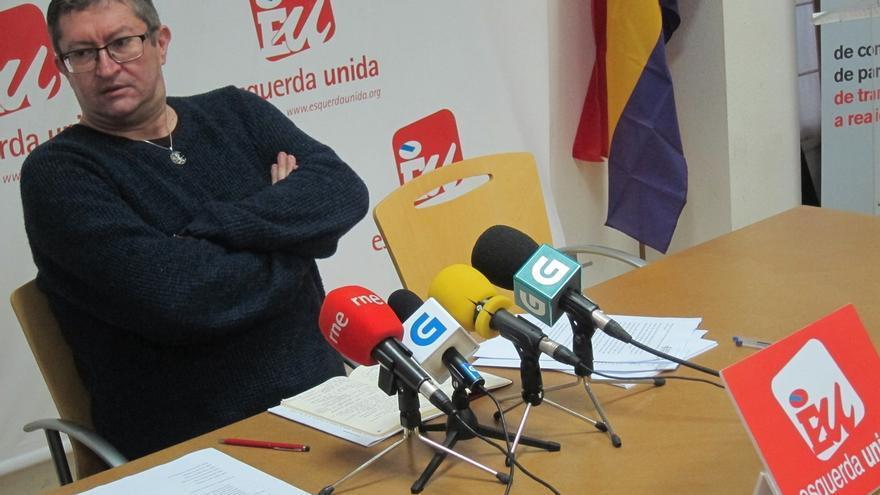 """Xabier Ron (EU) sostiene que En Marea """"no está en peligro"""" y pide analizar las """"discrepancias"""" en la asamblea del día 15"""
