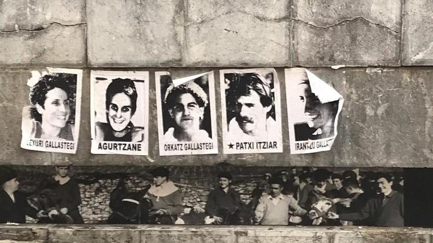 Covite denuncia fotos en Mutriku de la presa de ETA Irantzu Gallastegi que participó en el crimen de Miguel Ángel Blanco