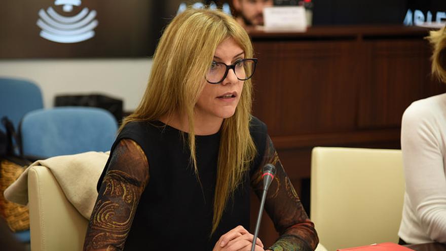 Isabel Moreno Duque, secretaria general de Vivienda, Arquitectura y Políticas de Consumo Extremadura