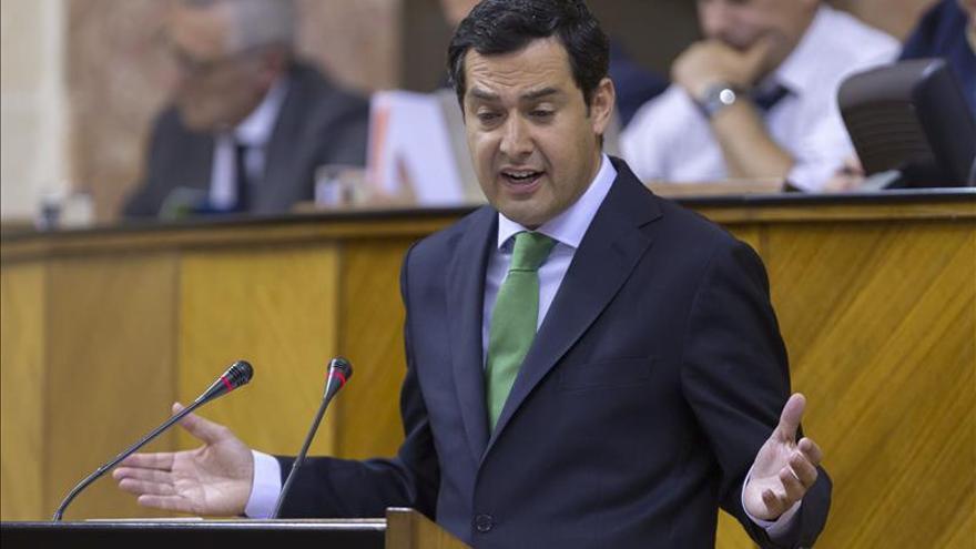 """Moreno dice que """"no hay tiempo"""" de negociar y critica la incapacidad de Díaz"""