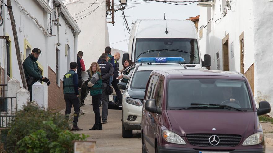 AM-El detenido por el crimen de Laura Luelmo trató de huir a pie cuando era seguido por Guardia Civil
