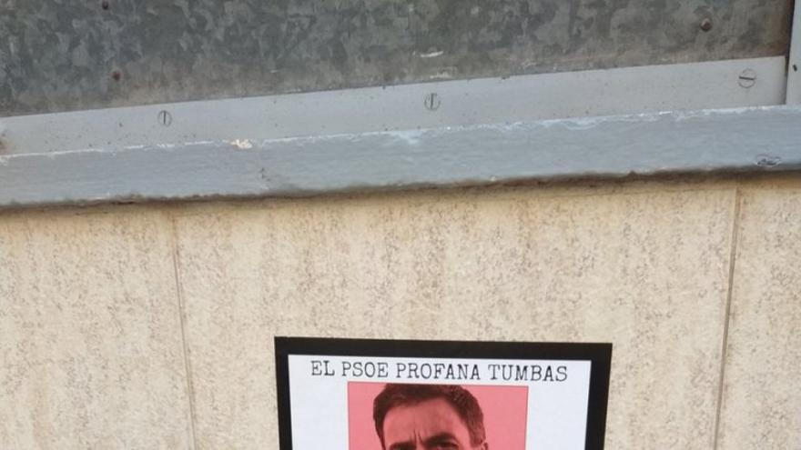 Sede del PSOE en Hellín (Albacete)