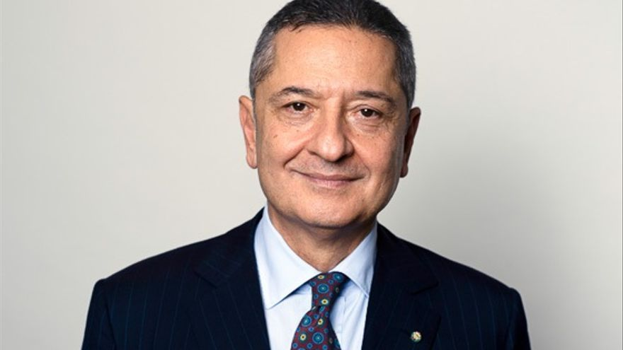 El miembro del Comité Ejecutivo del BCE, Fabio Panetta.