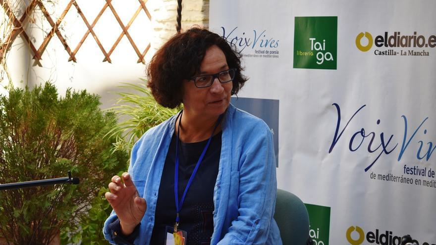 Concha García en Voix Vives