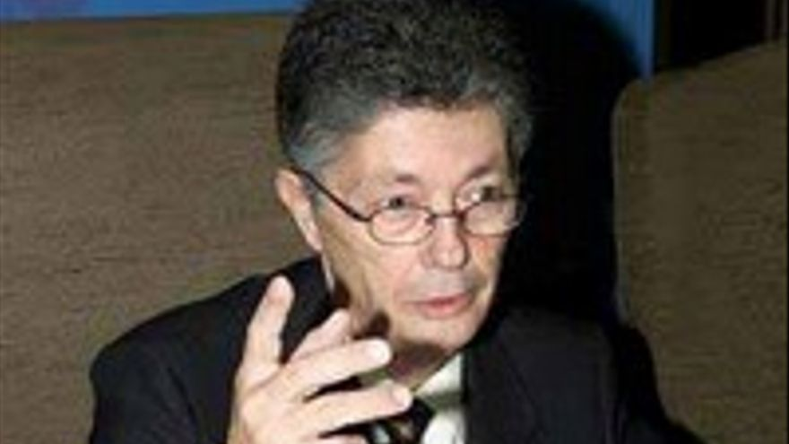 César Muñoz, el director general de Urbanismo que firmó la autorización.
