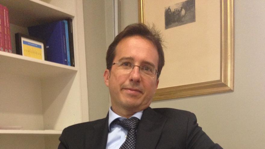 El economista José Ignacio Conde Ruiz / M.G.