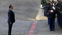 Hollande dice que esta semana se frustraron varios atentados en Francia