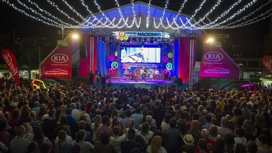 El Festival Intercultural se despide de Santander tras 150 actuaciones y unos 300.000 visitantes
