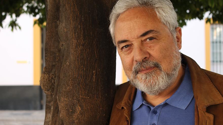 Javier de Lucas, experto en políticas migratorias y derechos humanos. / JUAN MIGUEL BAQUERO