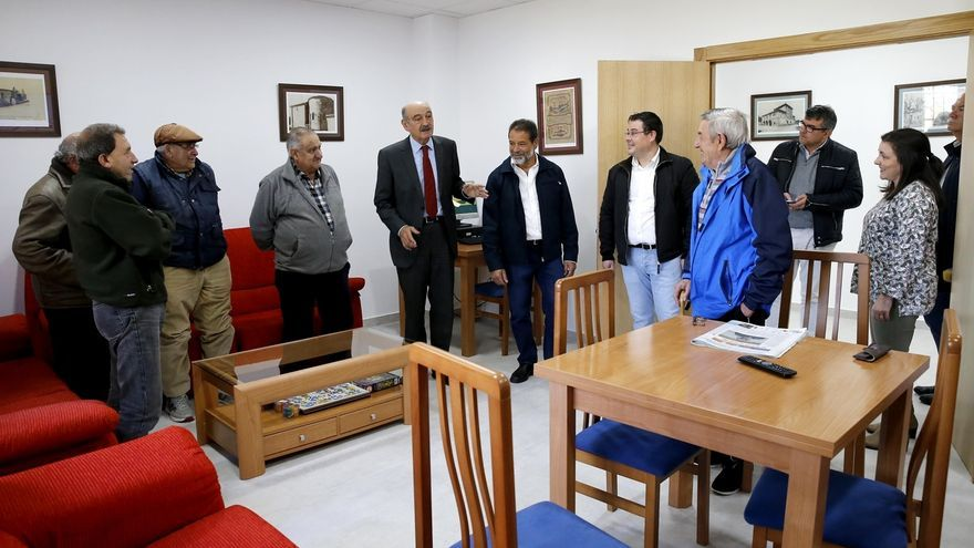 Obras Públicas destina 60.000 euros al acondicionamiento del centro cívico de Alceda