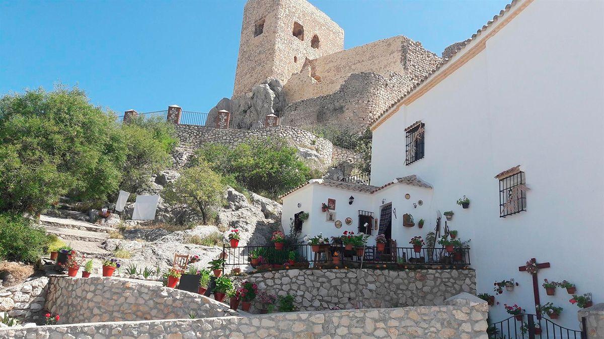 Castillo de Luque.