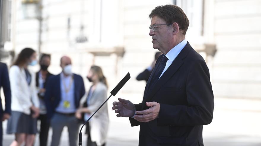 """Ximo Puig: """"El decreto del estado de alarma fue absolutamente efectivo"""""""