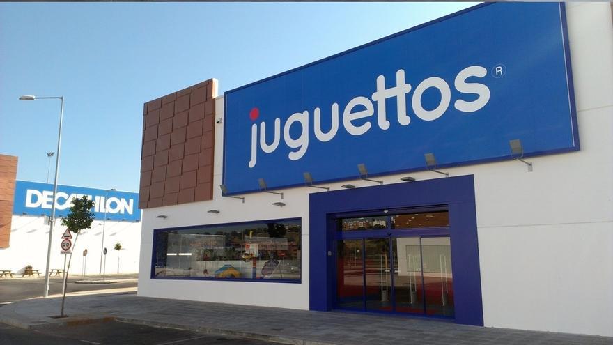 Juguettos abre su primera tienda en la provincia de Sevilla