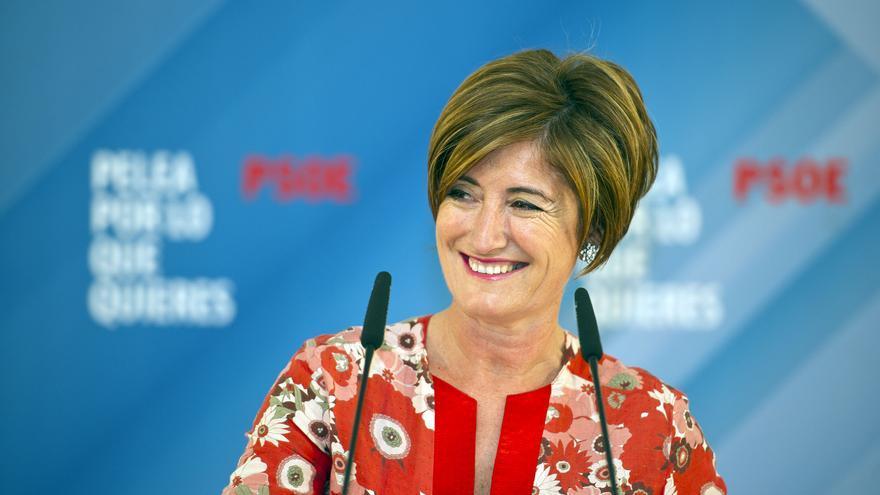 Puerto Gallego, actual diputada del PSOE y exalcaldesa de Santoña entre 2003 y 2011.