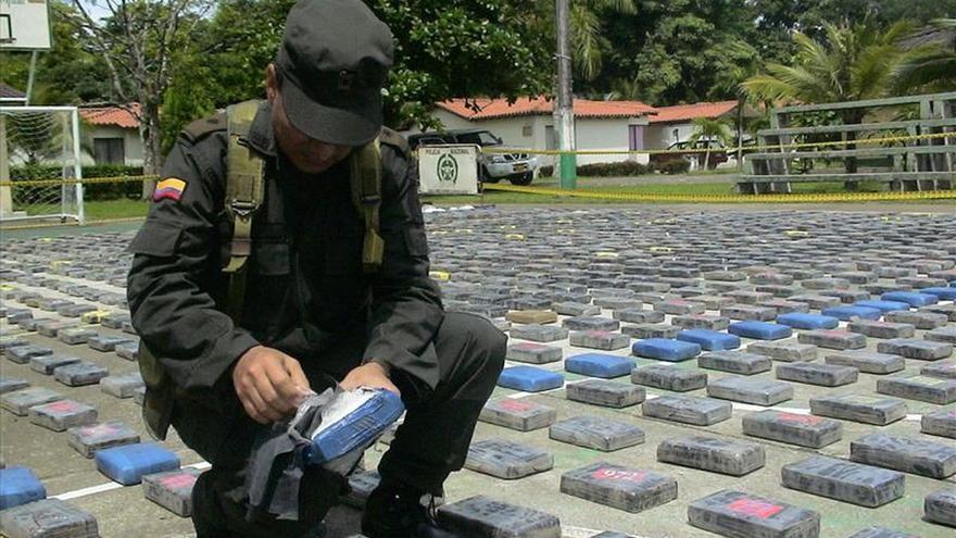 Advierten que cárteles de droga colombianos se expanden a América Latina y Europa