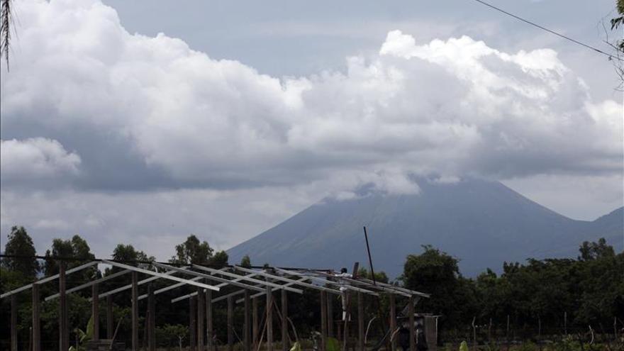 El volcán Telica de Nicaragua registra una nueva explosión