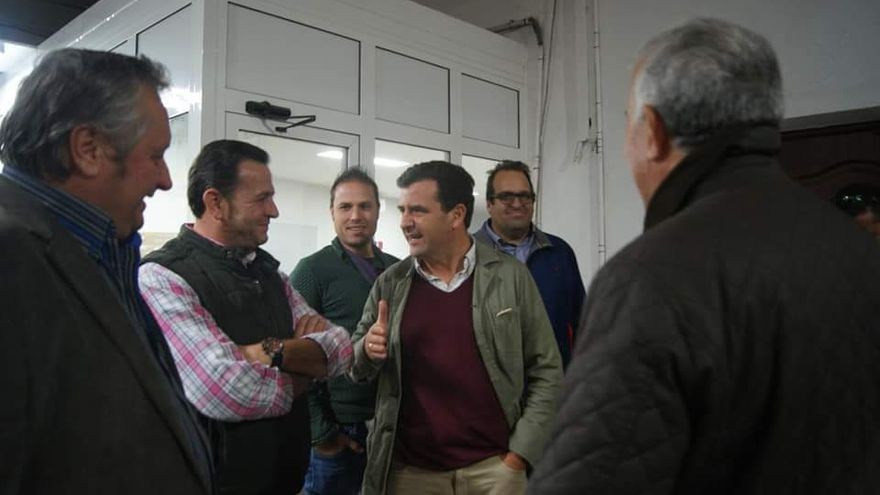 Ricardo Chamorro, candidato de Vox por Ciudad Real