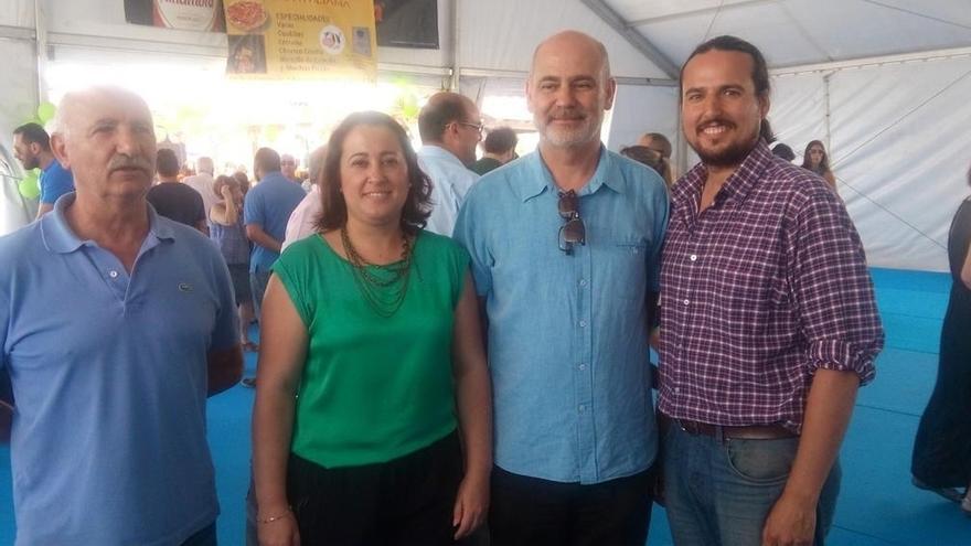 PSOE, Ahora Rincón, IU y PA acercan posiciones para formar gobierno en Rincón de la Victoria