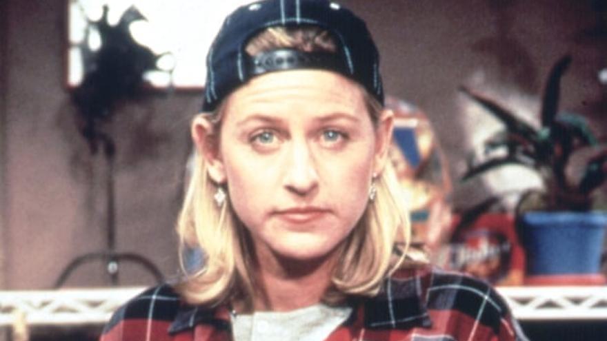 Ellen DeGeneres en 'Ellen'