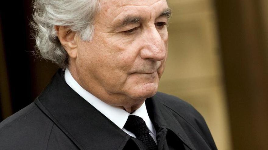 Bernard Madoff sufrió un ataque cardíaco en la cárcel, según la CNBC