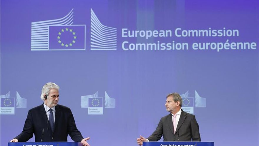 La UE concederá 410 millones para los refugiados en países vecinos a Siria
