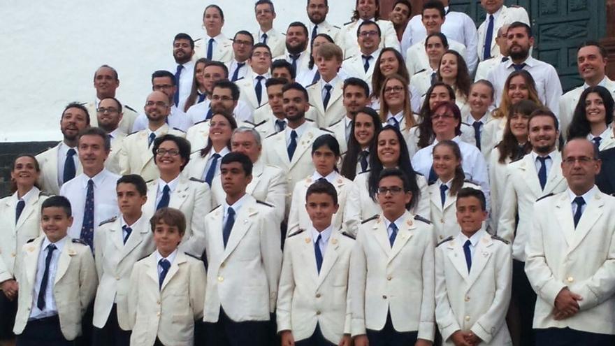 Banda de Música San Miguel.