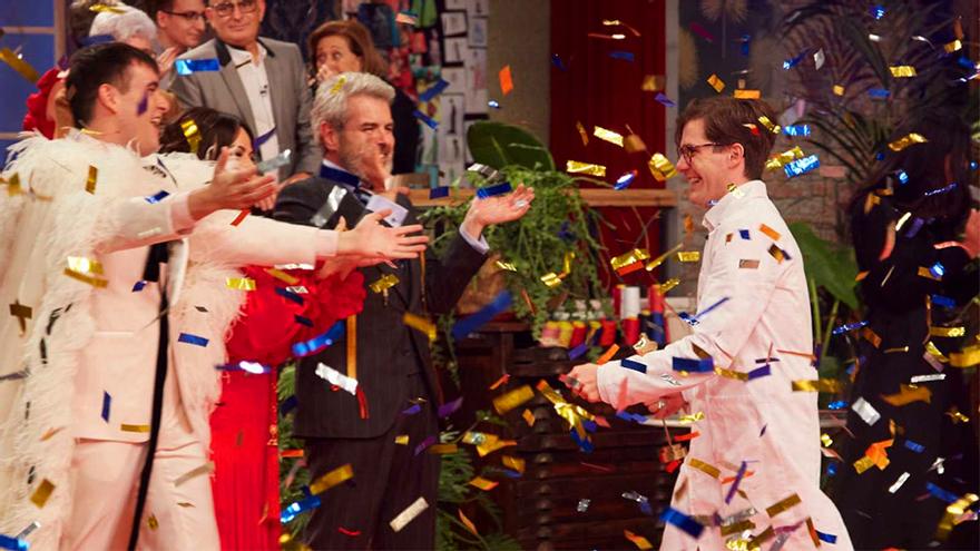 Ancor gana la final de 'Maestros de la costura 4' en TVE