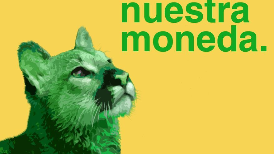 El Puma es una moneda social online de Sevilla.