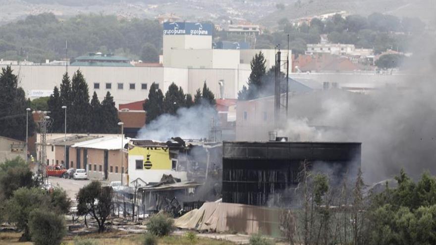 """El humo de la fábrica de Arganda es """"muy dañino"""" para la salud, afirma CSIC"""