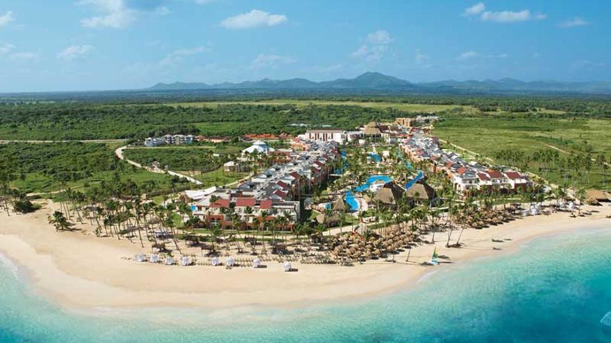 Vista general del hotel Breathless Punta Cana Resort & Spa (BREATHLESSRESORTS.COM)