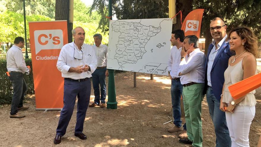 Candidato Ciudadanos Toledo al Congreso