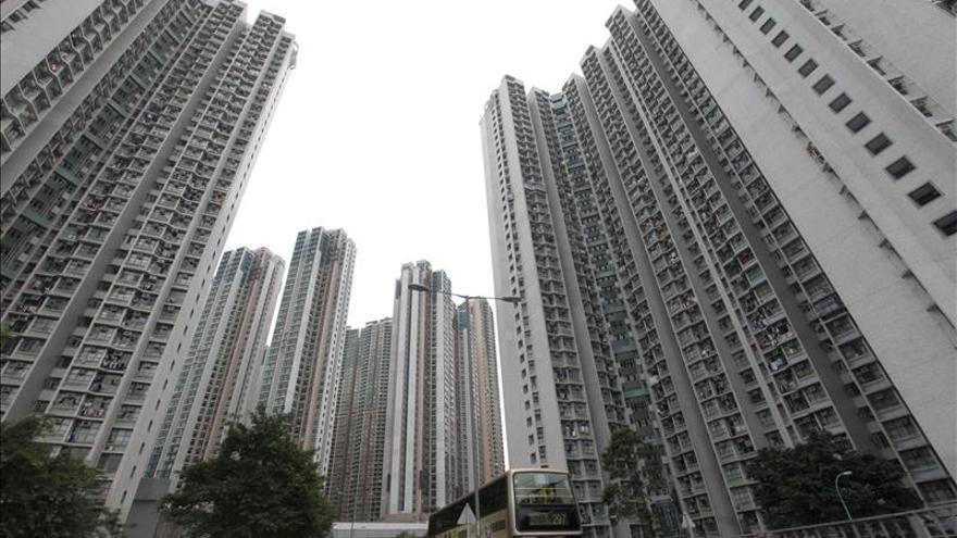 La demanda de China alimenta el espejismo inmobiliario de Hong Kong