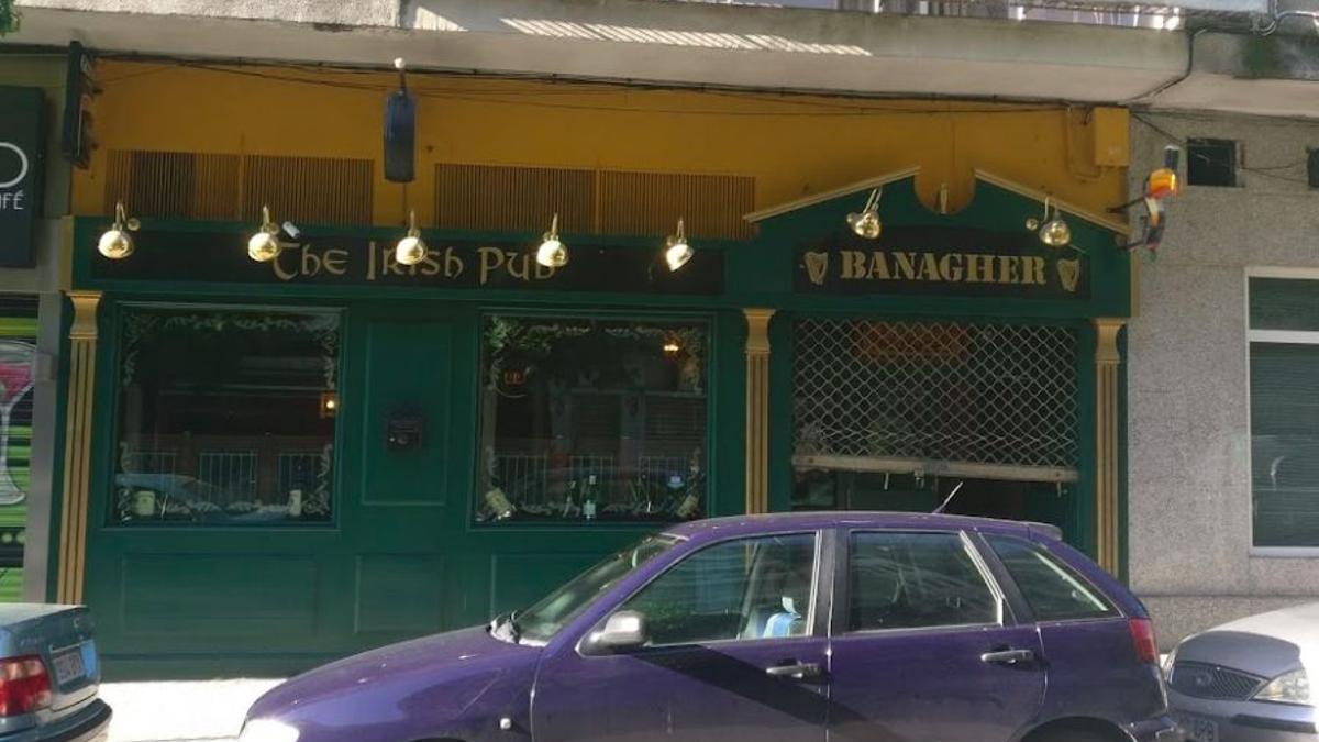 Pub Banagher.