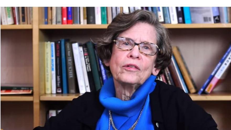 Ann Cook, directora de un consorcio del New York Performance Standards Consortium