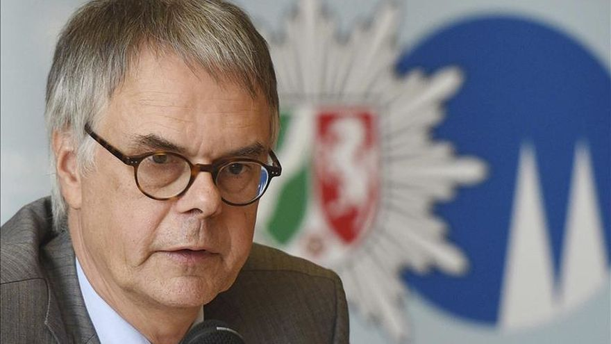 Destituido el jefe de la policía de Colonia tras los sucesos de Nochevieja