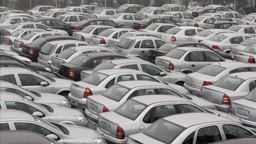 Las ventas de vehículos en Brasil caen 37,37 por ciento en octubre hasta 192.165 unidades