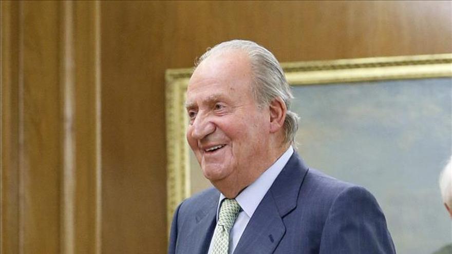 """Canadá expresa su agradecimiento al rey Juan Carlos y """"éxito"""" al príncipe Felipe"""