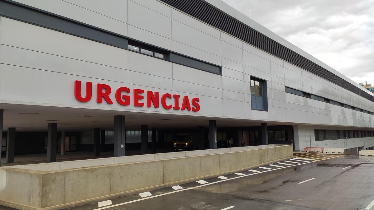 El nuevo hospital de Salamanca